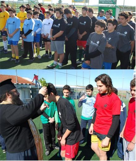 Εναρξή πρωταθλήματος Φούτσαλ Ι.Μ.Τ - 2009
